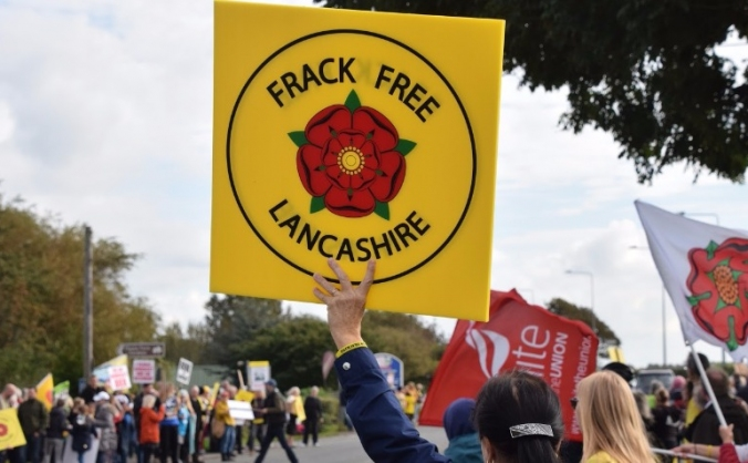 Frack free lancashire groups need your help image