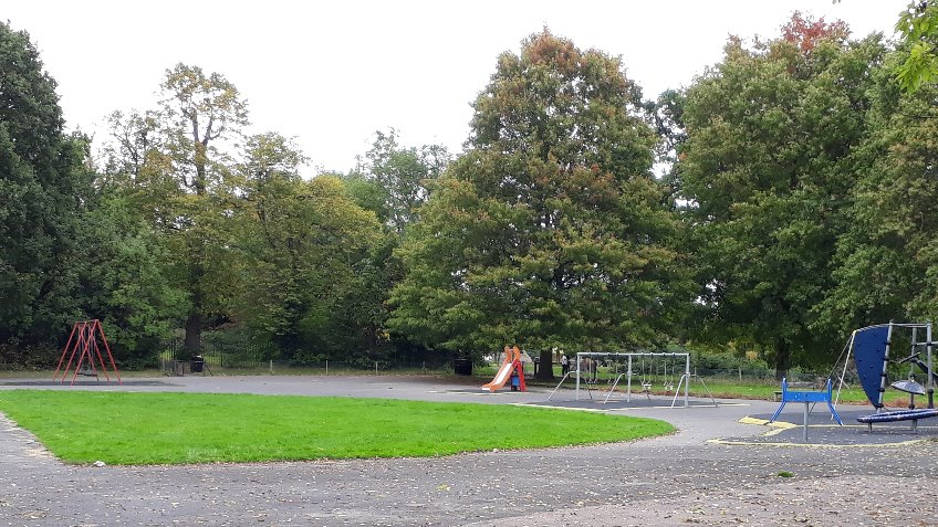 Pinner Village Gardens Playground Improvement