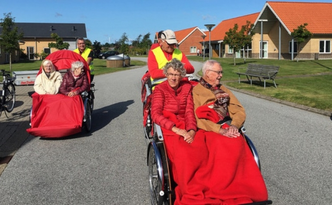 Cycling without age skegness chapter image
