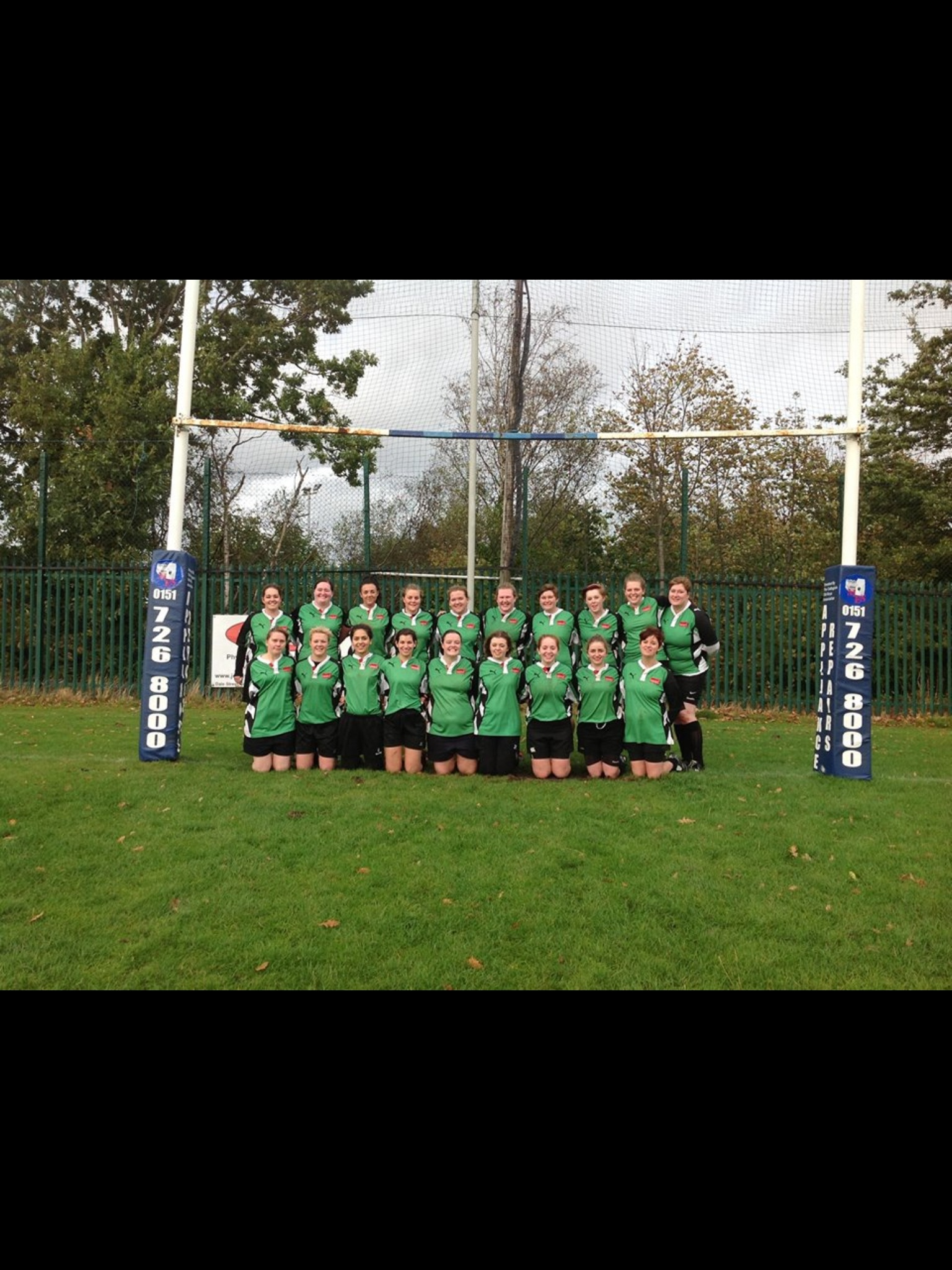 Liverpool Hope Women's Rugby Union