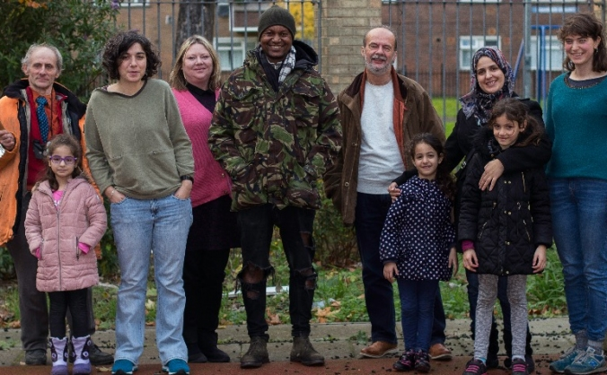 London welcome project- urgent christmas appeal image