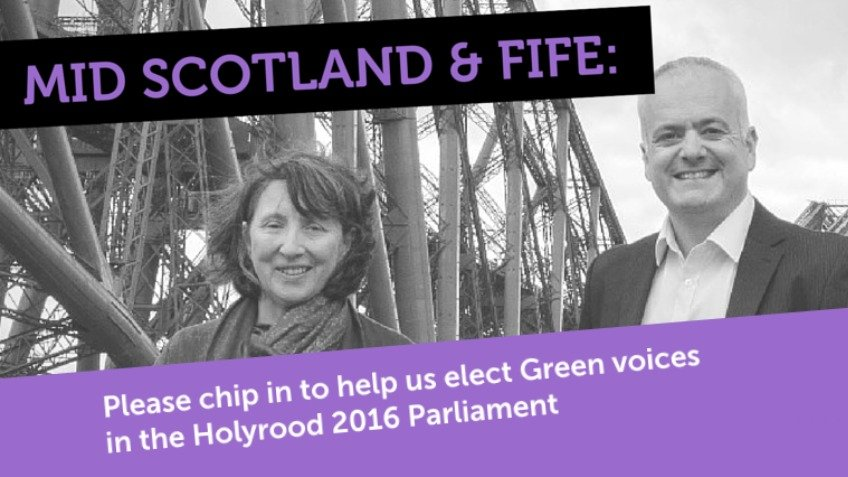 Green Voices for Mid Scotland and Fife