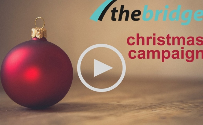 The bridge christmas campaign image