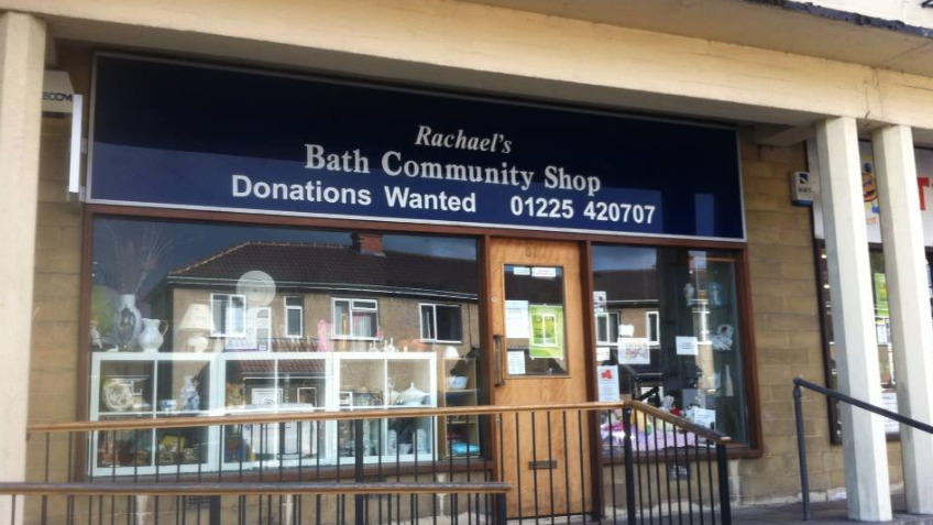 Support Bath Community Shop
