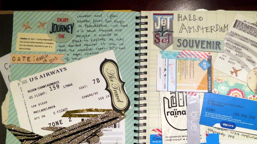 Help me travel to write a book! - a crowdfunding project in