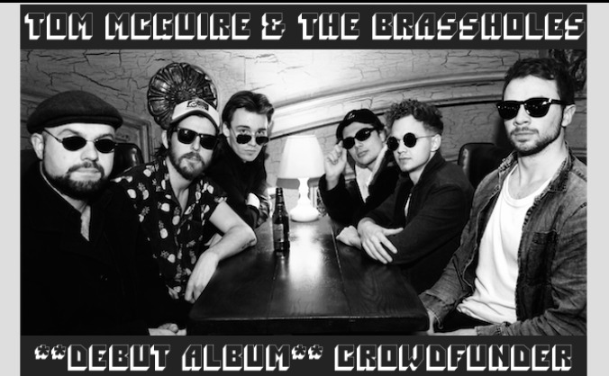 Tom mcguire & the b.h's *debut album!* image