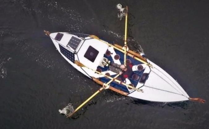 Duncan adrift image