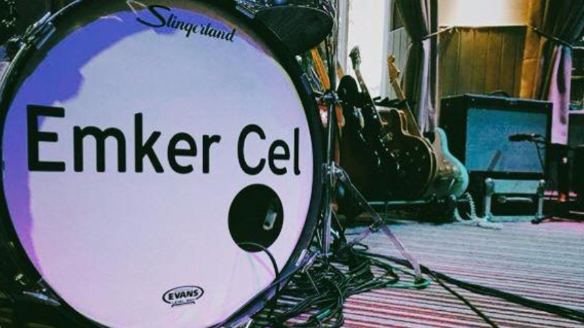 "Emker Cel ""From The Waves"" Album and Video"