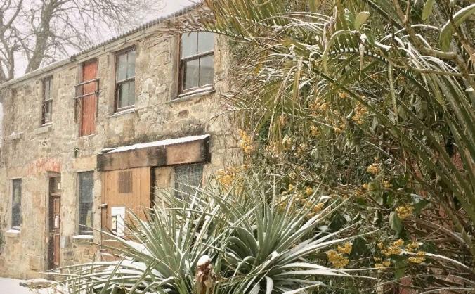 Gardeners' house, morrab gardens, penzance image