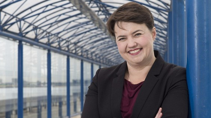 Ruth Davidson for Edinburgh Central