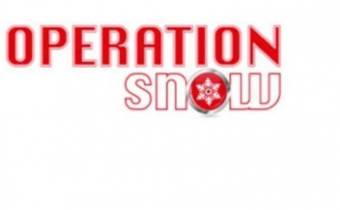 Operation snow image