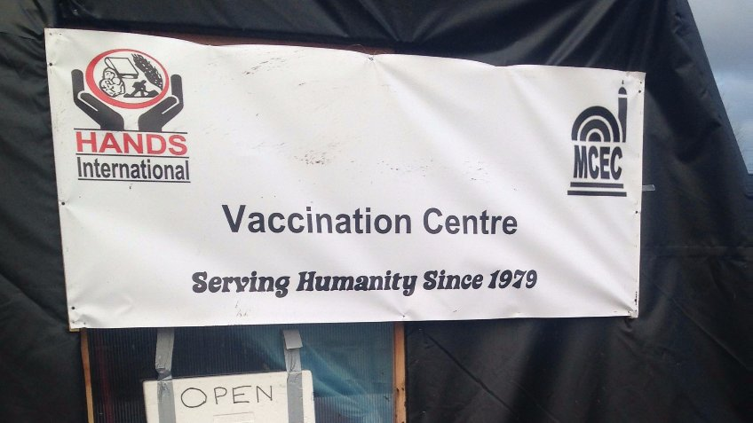 Hands International; Jungle Vaccination Clinic