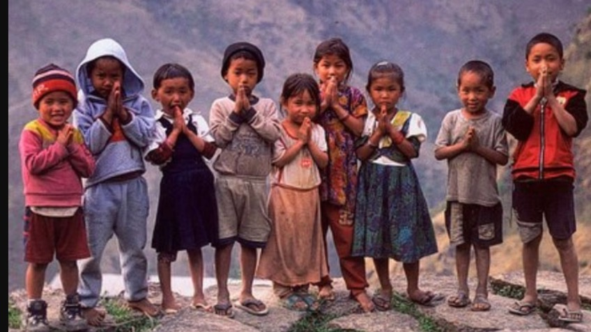 Helping The Children of Nepal