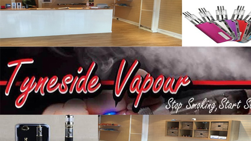 Save the Vape shop - a Business crowdfunding project in North