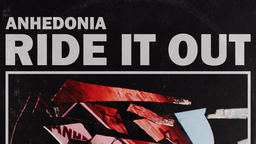 "Anhedonia 'Ride it out' 10"" vinyl record productio"