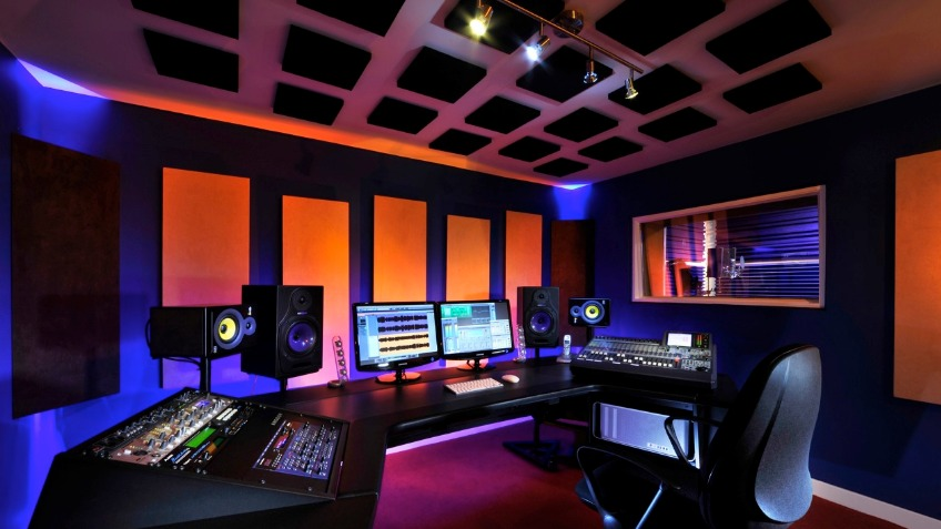 Help me to make my own personal recording studio