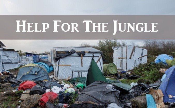 Help for The Jungle, Calais