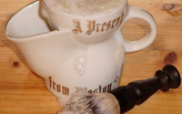 The Victorian Shaving Soap Project