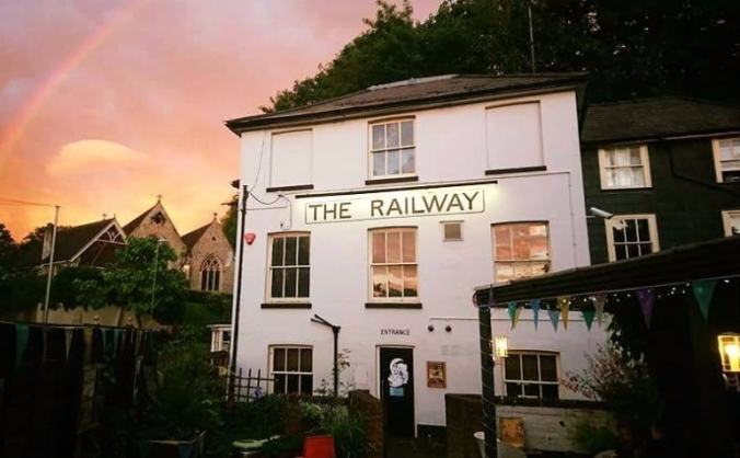 The railway inn - artistic and community hub image