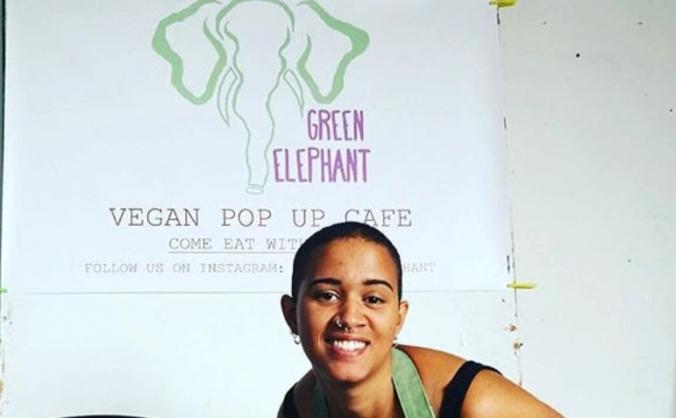 Startup vegan social enterprise image