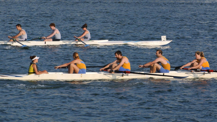 Amateur rowing club