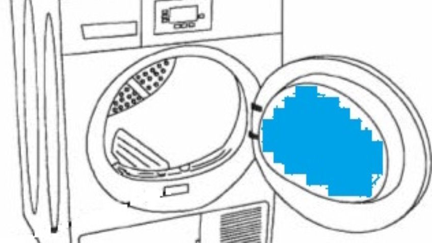 Tumble Dryer anti-static prototype