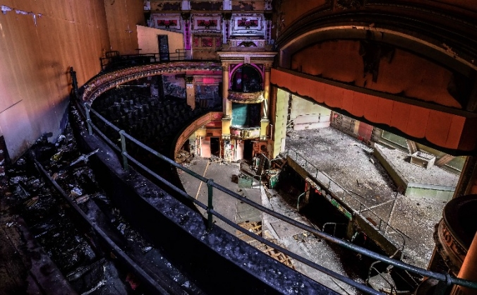 Save the burnley empire theatre image
