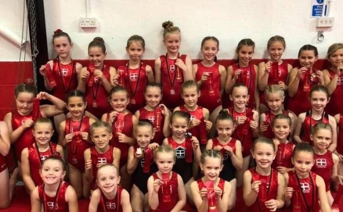 Bring back kernow gymnastics & acro academy image