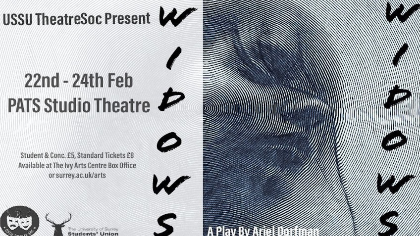Widows - University of Surrey Theatre Society