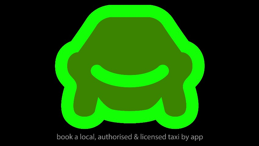 NEW Local, Safe and Licensed Taxi app - Uber Style