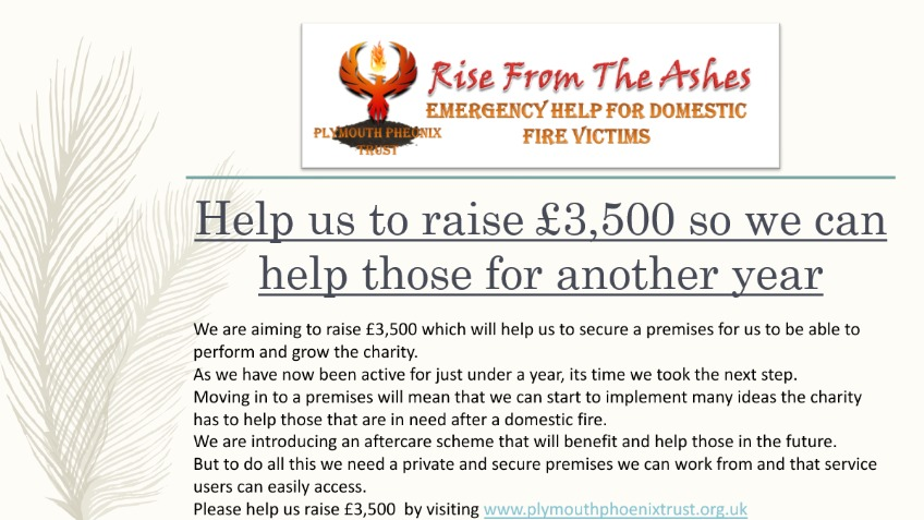 Help us secure a premises