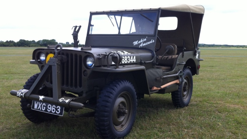 D-Day Jeep Tours