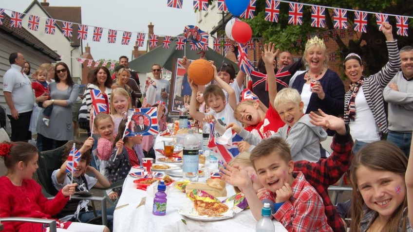 Royal Wedding Party.Party For The Homeless On Royal Wedding Day A Crowdfunding Project