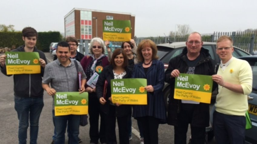 Neil McEvoy 4 Cardiff West: Not Politics as Usual