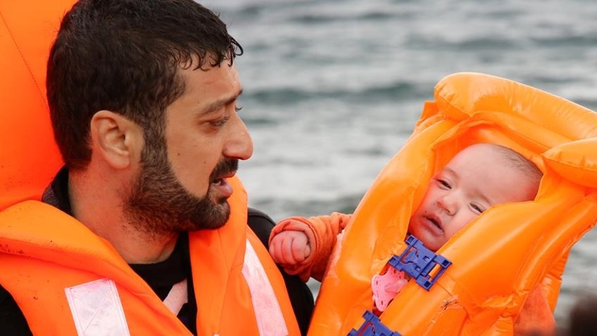 ROTARIAN SYRIA REFUGEE LIFEJACKET PROJECT