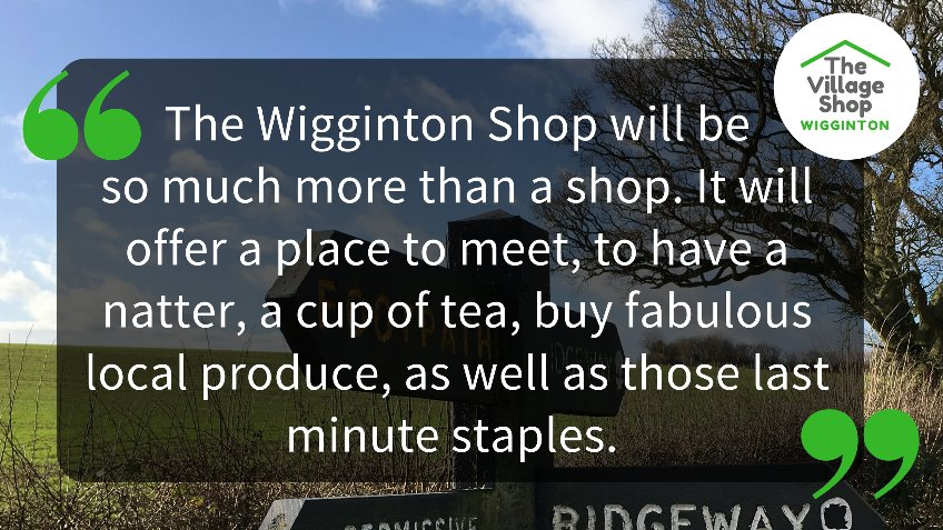 Wigginton Village Shop