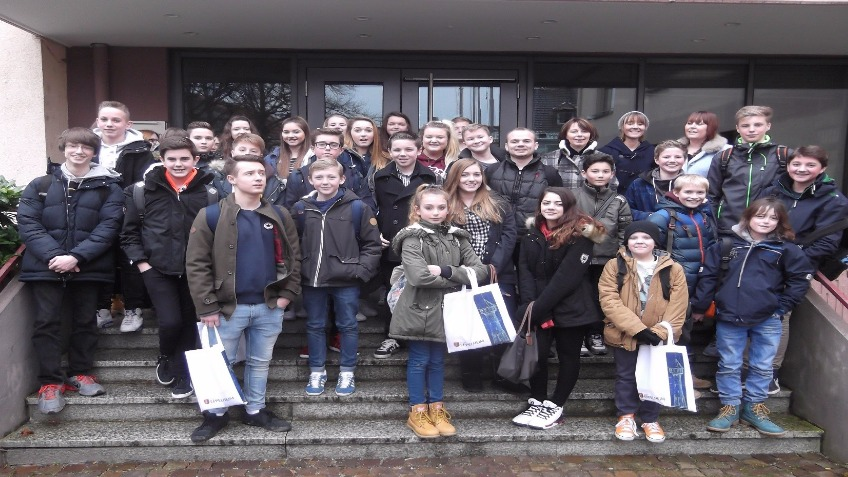 German Exchange for Year 9