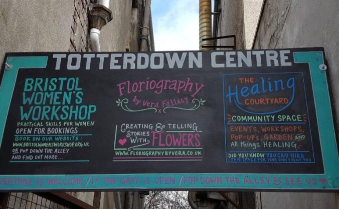 Save totterdown centre image