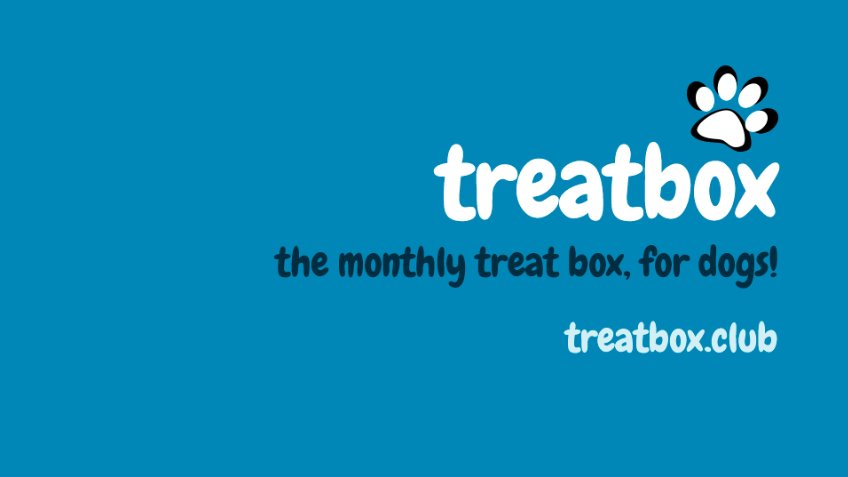 TreatBox, Monthly dog toy and treats