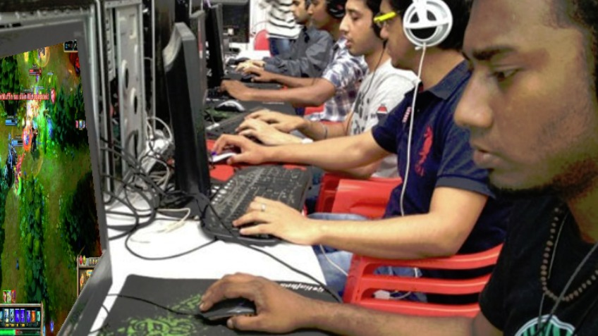 Give this Bangladeshi Gamer Kid Internet for LoL