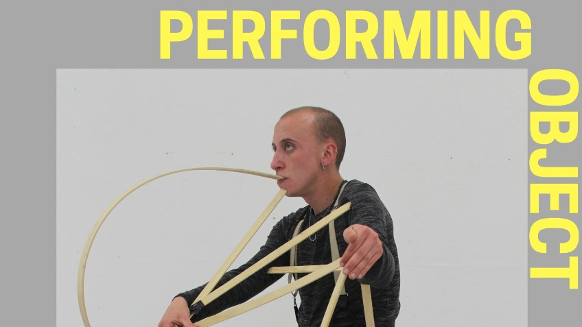 Performing Object Exhibition