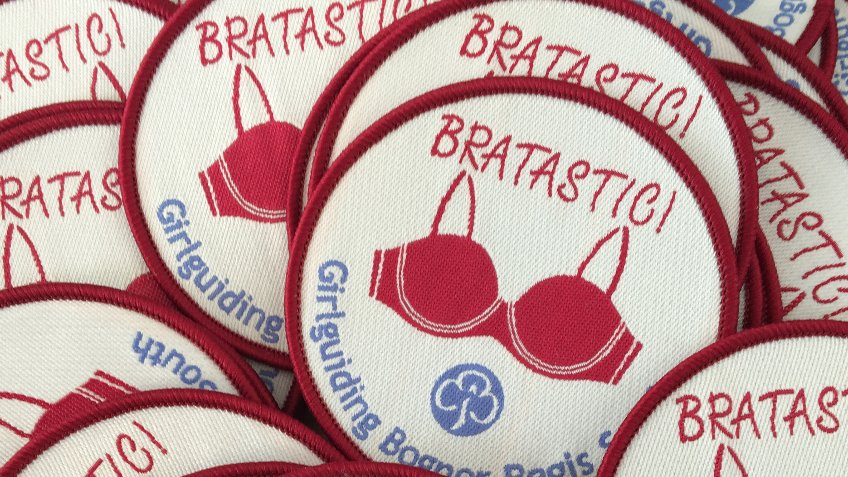 Bratastic Badges