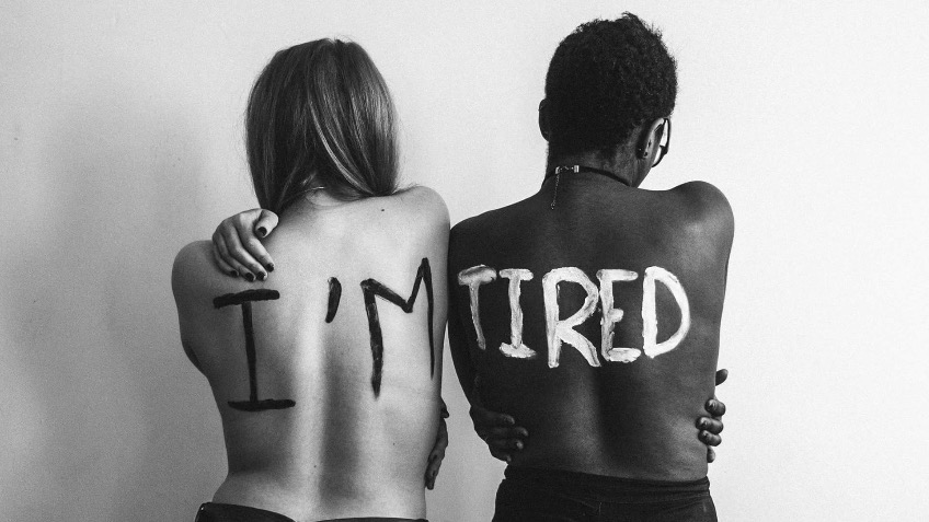 "Support The ""I'm Tired"" Project"