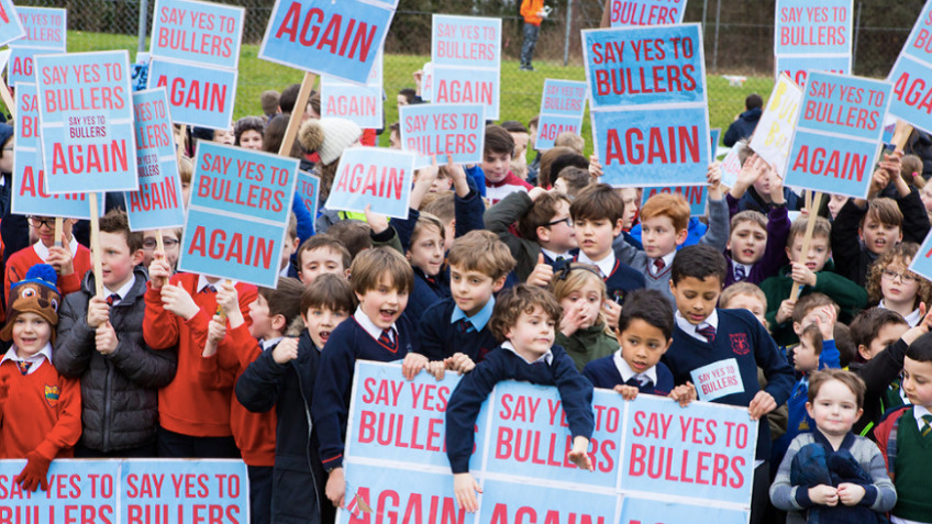 Bullers Wood School for Boys Support Group