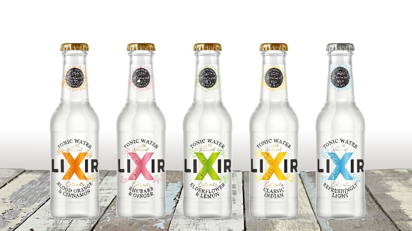 Lixir Tonic Water A Food And Drink Crowdfunding Project