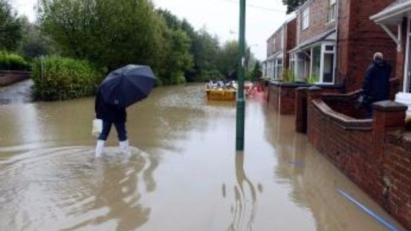 Help those in need after floods in Salisbury