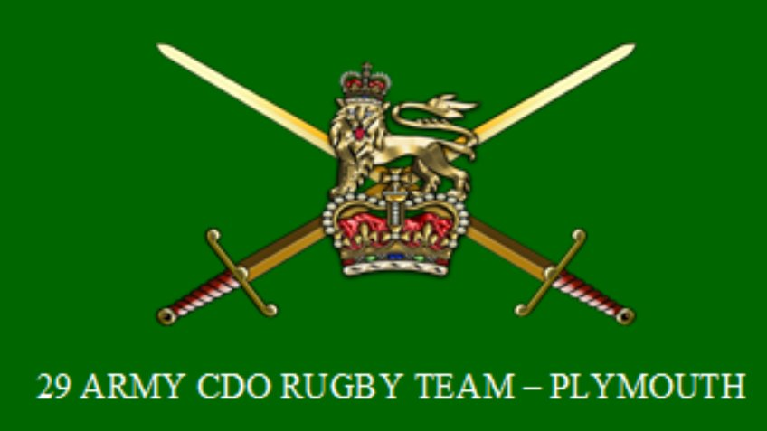 29 Army CDO Rugby Kit
