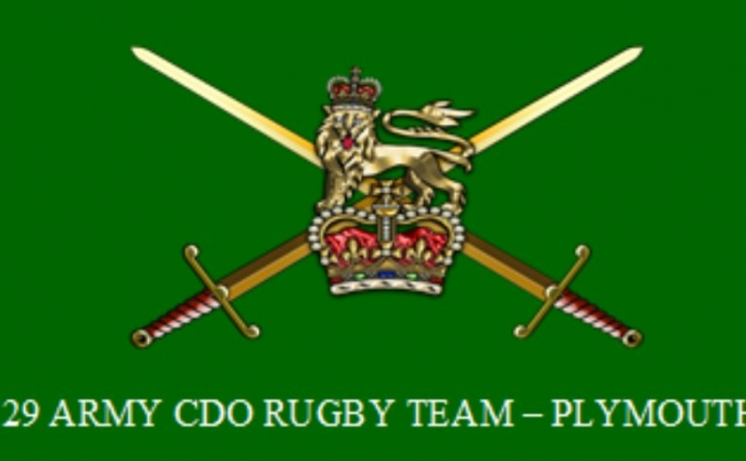 29 army cdo rugby kit image