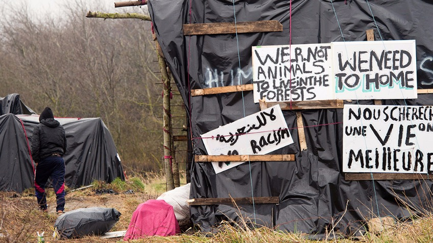 North South Calais Solidarity