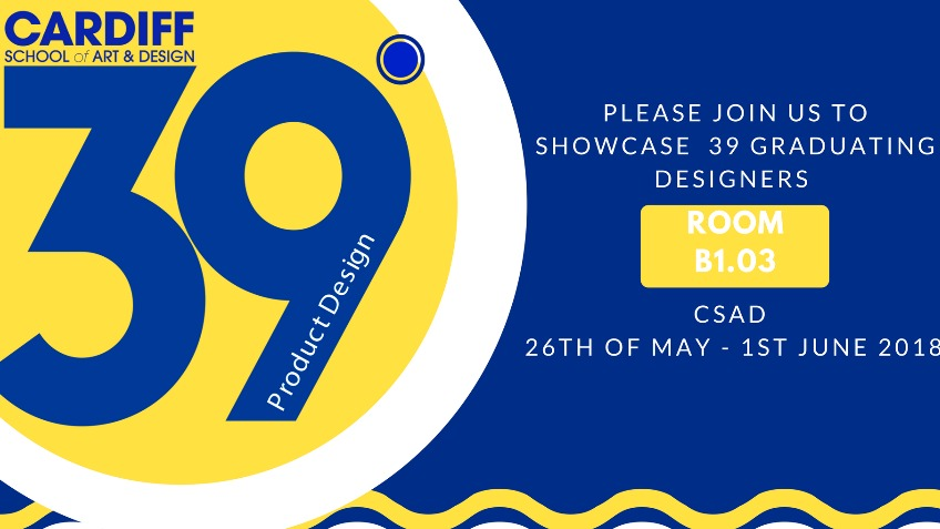 Product design Summer show 2018
